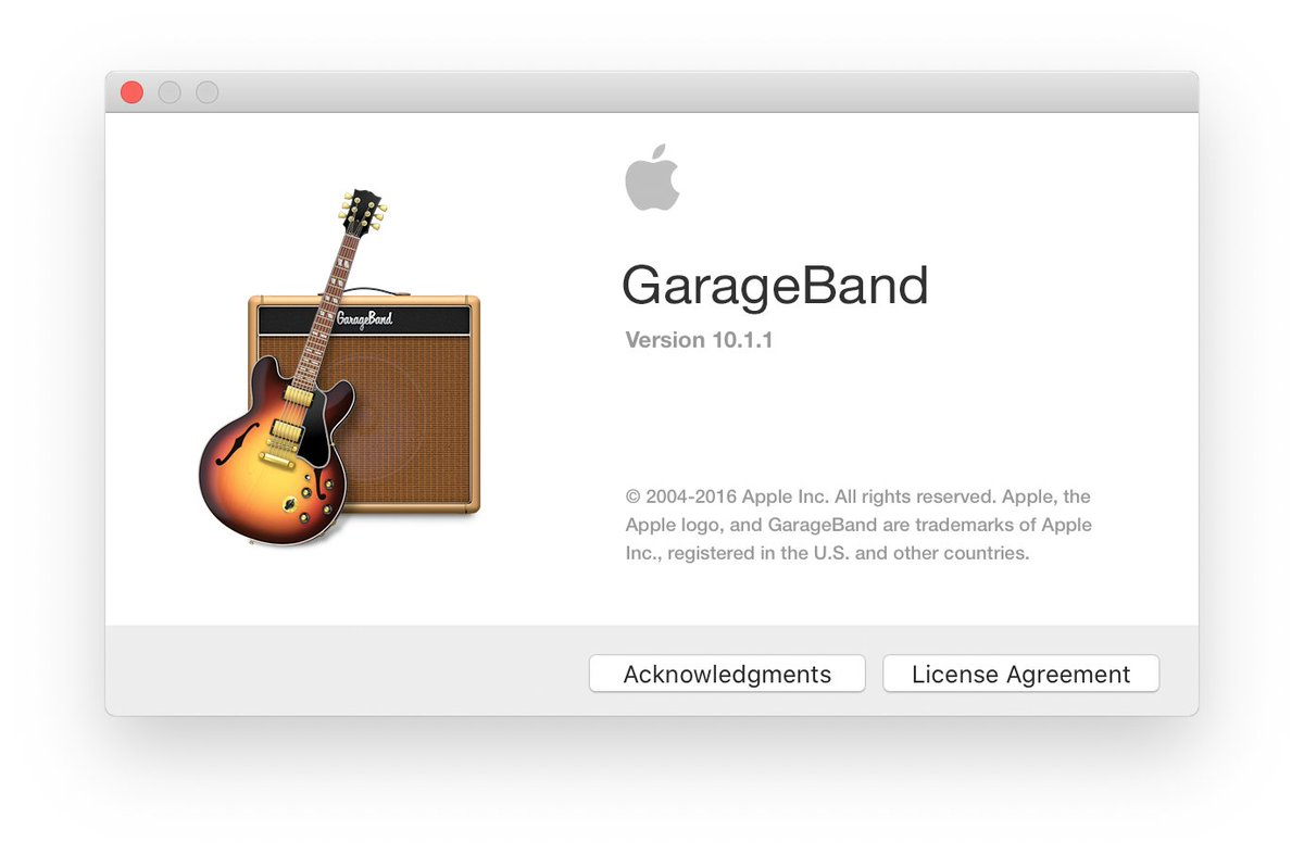 @brad_frost A very outdated version of GarageBand! I just got going and forced myself keep momentum.