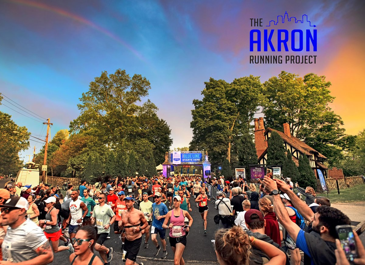 Area runners, organizations band together for community, common fitness goal with The Akron Running Project @AkronMarathon @SecondSoleAKrun -- https://t.co/HuOpUDXnJB https://t.co/IrJHQfK8Pi