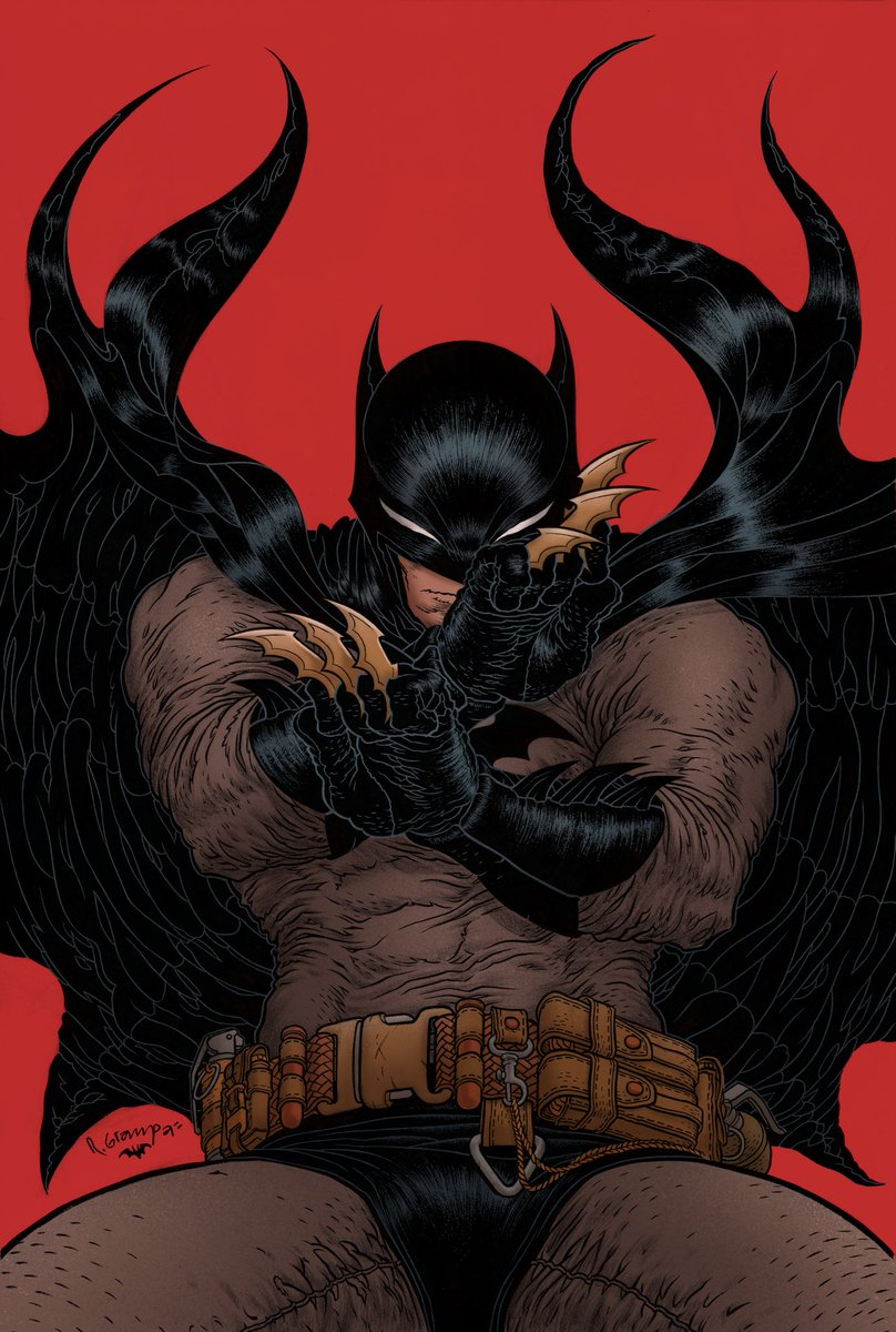 My The Batman's Grave #8 Card Stock Variant Cover. Out June 7 in-stores. #Batman #DCComics