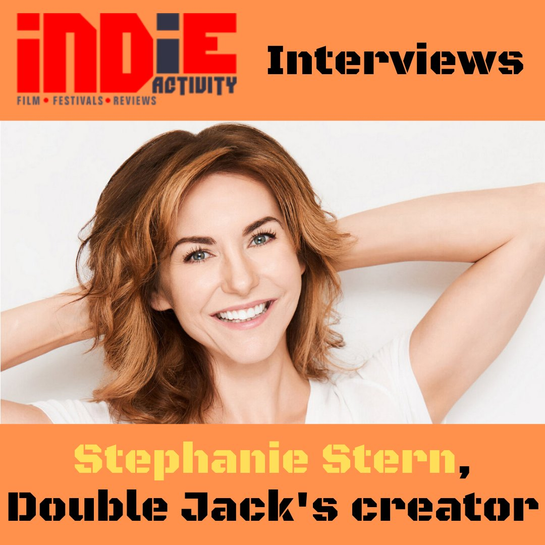 Thank you so much IndieActivity for interviewing Double Jack's Creator, @StephanieBGreat Go check it out!!  https://www. indieactivity.com/stephanie-ster n-erects-comedy-series-double-jack/  …  #comedyseries <br>http://pic.twitter.com/cnI9tW2ycP