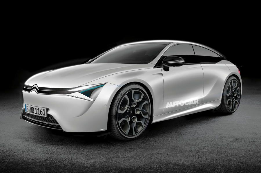 A new premium Citroën saloon is in the pipeline for 2021, will sit alongside sister brand Peugeots 508 buff.ly/2TFX3XV