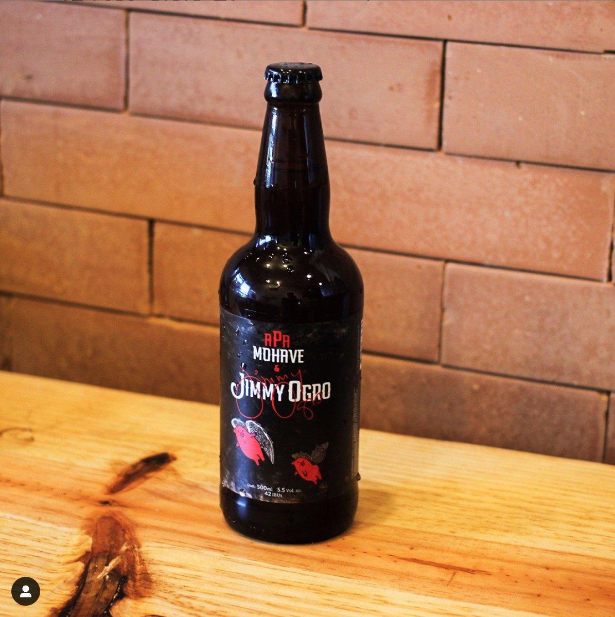 Nossa APA assinada por @OgroJimmy , é a melhor opção possível para curtir esse tempo em casa! . Garanta já a sua pelo nosso link abaixo! . https://www.cervejariamohave.com.br . #cerveja #cervejaartesanal #cervejariamohave #entrega #jimmyogro #bandita #delivery #beer #beerdelivery #quarentenapic.twitter.com/BvFJEunSn3