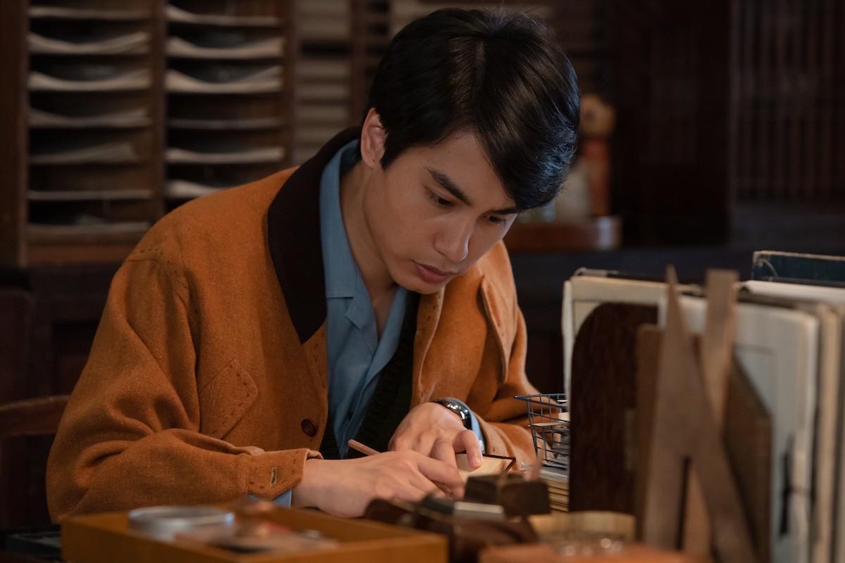 『エール』鉄男役の中村蒼、希穂子との恋を語る 「彼の決断にご注目ください」#エール #朝ドラエール #中村蒼