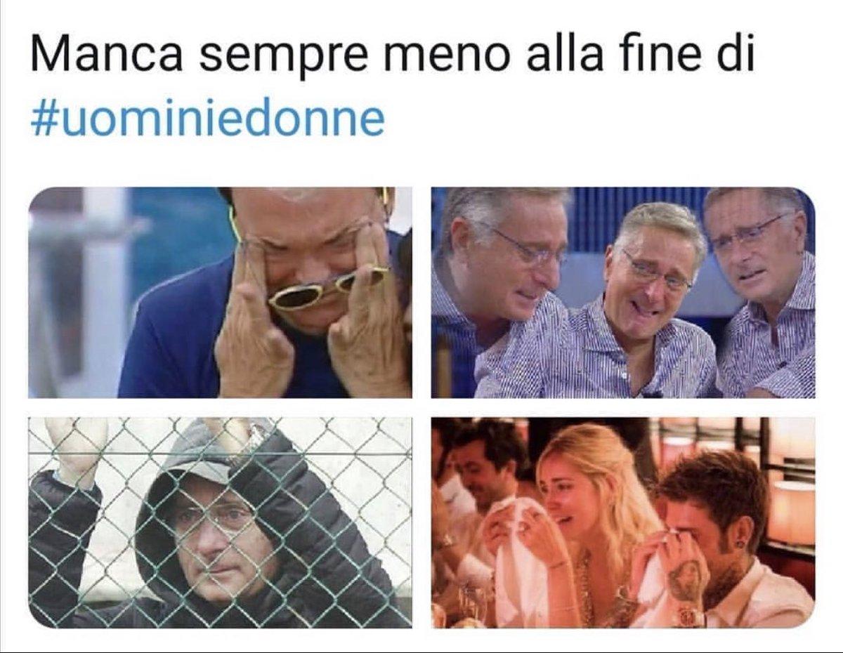 #UominieDonne