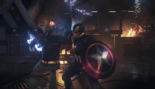Marvel's Avengers Game New Trailer Gives Us a Game Overview Square Enix has released a Marvel's Avengers game new trailer and it gives us a spoiler-free look at what Earth's Mightiest Heroes are up to. http://n4g.com/news/2348142/marvels-avengers-game-new-trailer-gives-us-a-game-overview …pic.twitter.com/WS5K0ktUJ5