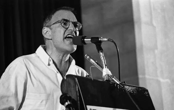 I hope Larry Kramer gets to choose between resting in peace and haunting every last motherfucker on his list.