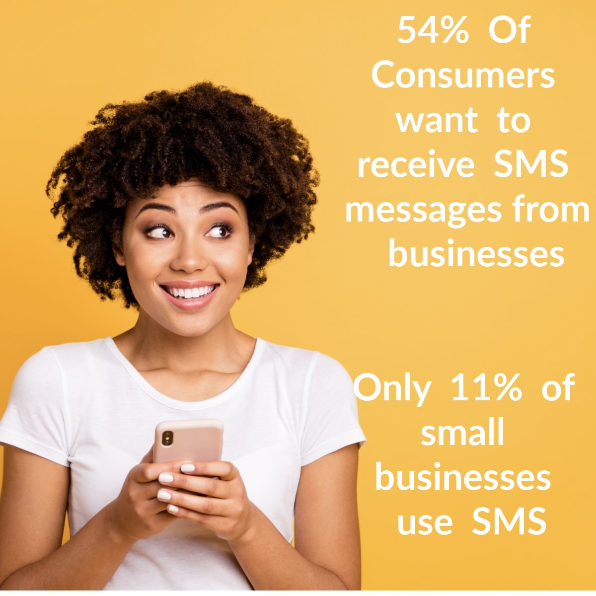 Give your customers what they want. #sms #smsmarketing #textmarketing<br>http://pic.twitter.com/tQcRNQ2LfX