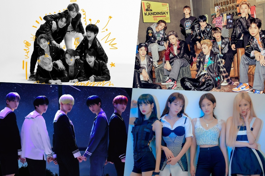 BTS, NCT 127, TXT, BLACKPINK, And More Score Strong Ranks On Billboard's World Albums Chart  https://www. soompi.com/article/140307 5wpp/bts-nct-127-txt-blackpink-and-more-score-strong-ranks-on-billboards-world-albums-chart  … <br>http://pic.twitter.com/5ezR9WbZfE