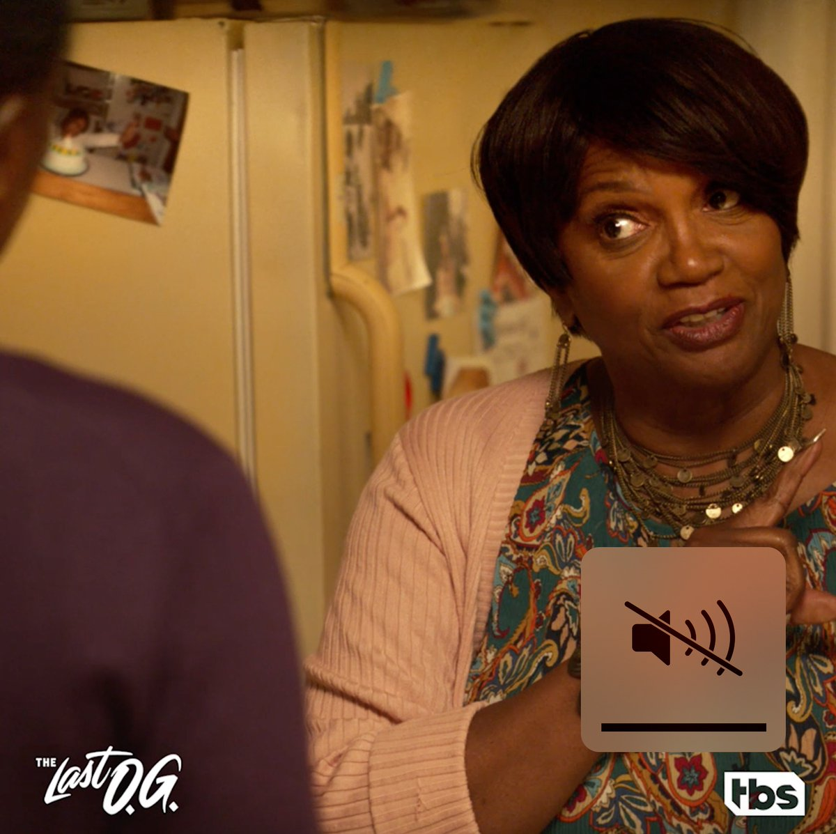 Tray, it may be time to step back a bit and give Carl a chance. ❤️ #TheLastOG