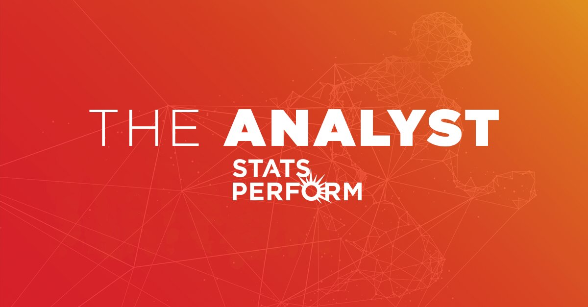 𝚃𝚑𝚎 𝙰𝚗𝚊𝚕𝚢𝚜𝚝. Get Stats Performs data-driven stories and videos sent directly to your inbox every Friday by signing up for our free newsletter. 🔗: bit.ly/TheAnalystSign…