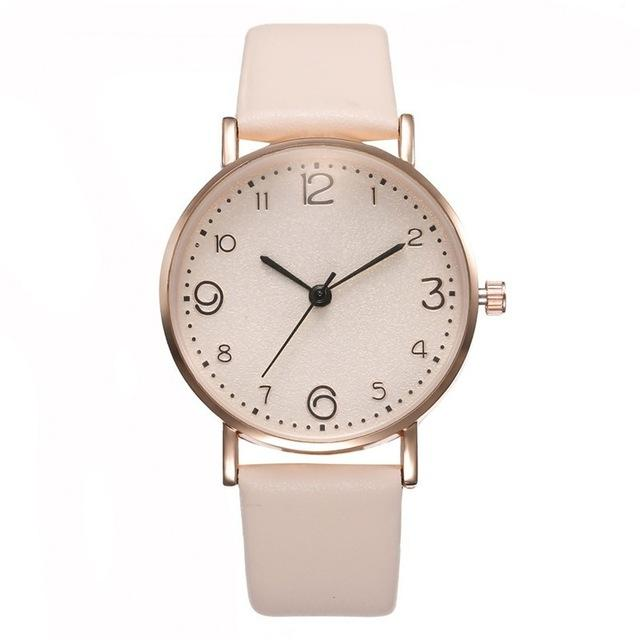 This great leather watch is the perfect accessory you need. It is build with a high quality material strap which makes this watch special. http://ow.ly/AEkh50zRN3s  - - - #watchgeek #womenstyle #watchlover #watchesofinstagram #fashionwatches #instawatch #watchgoals #watchaddictpic.twitter.com/cVmmMpIxmL