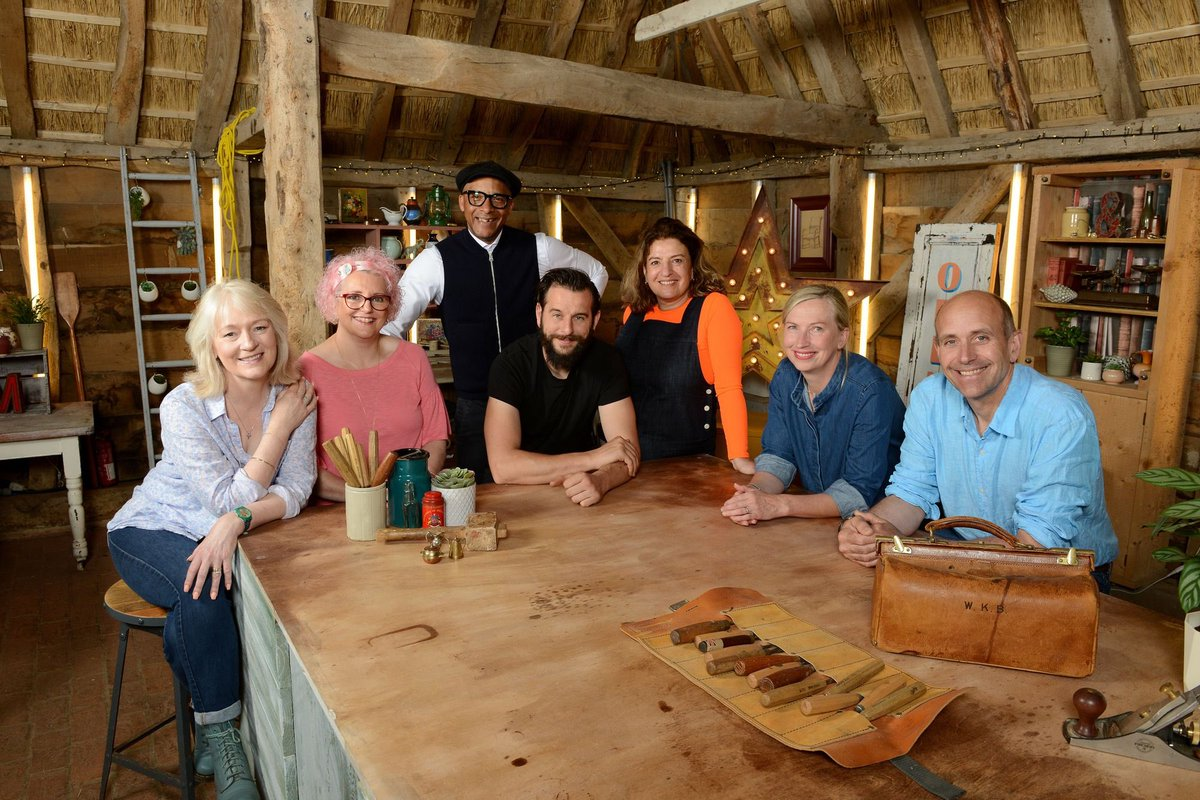 #TheRepairShop Photo
