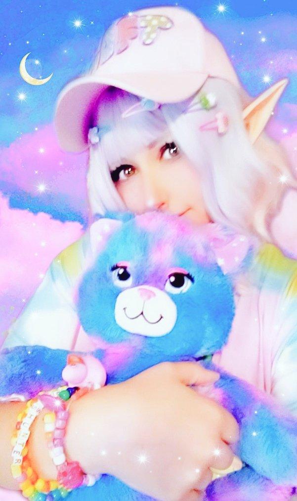 Pastel dreamy princess  #fairykeidecora #fairykei #harajukufashion #harajukudecora #decorafashion #kawaiifashion #kawaii #fairydecorapic.twitter.com/X3FqkZvFfD