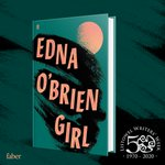 Image for the Tweet beginning: Huge congratulations to Edna O'Brien