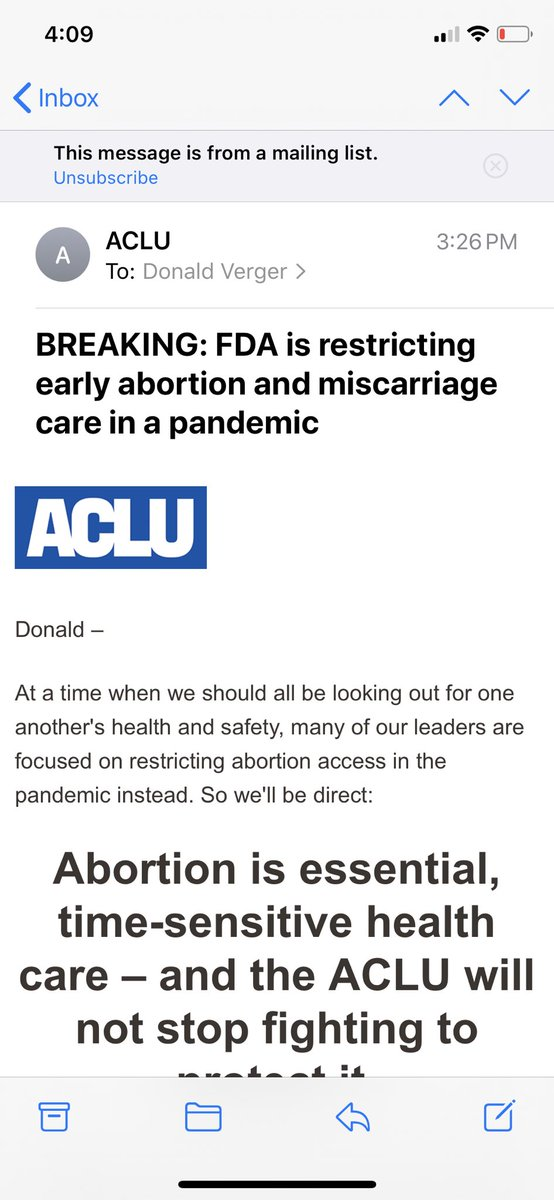 - ⁦@SenatorCollins⁩   What position will you loudly take in the Senator?  What actions will you take  Senator Collins ? #fda #abortion #abortionrights #miscarriage ⁦@PPFA⁩<br>http://pic.twitter.com/YoSQkSwEGj