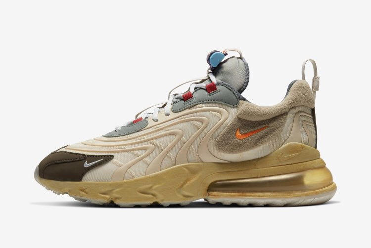 Who's going to try and cop the new Travis air max 270s #Sneakers #sneakerhead #hype #hypebeast pic.twitter.com/OJDpbHbIFY