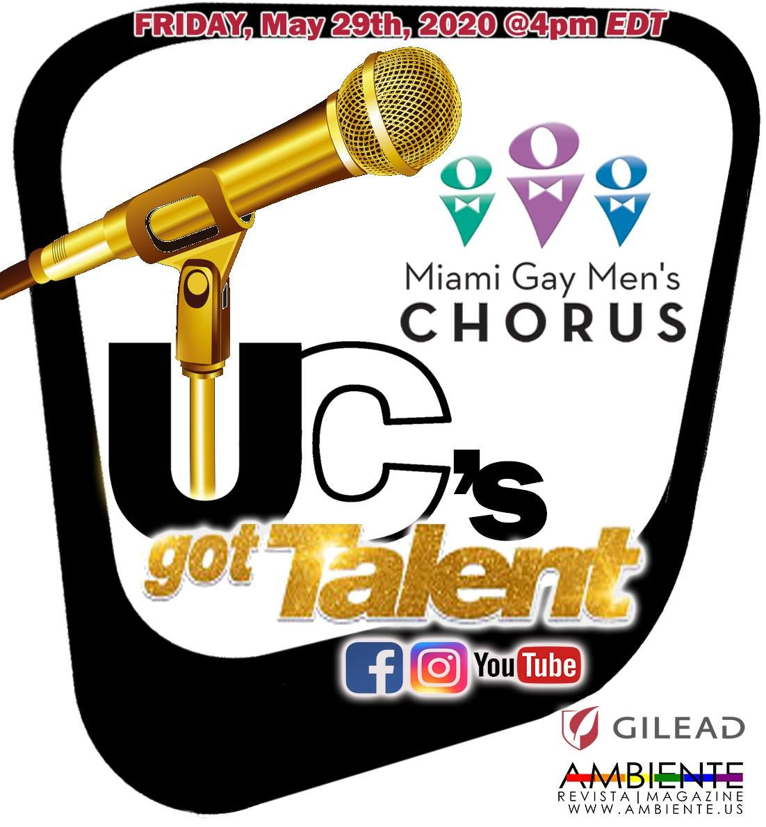 Catch us on UCTV live this Friday, May 29, 2020 at 4pm ET. Check http://tiny.cc/UCTVYouTube and subscribe to their channel. See you Friday! . #coralgables #gaymiami #glbt #glbtq #lesbian #lgbt #lgbtq #love #miami #miamibeach #miamigay #miamigaychorus #queer #sing #singer #singerspic.twitter.com/EQBZSVTSCp