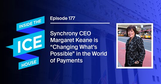 The future of payments and work has changed significantly. @SYFMKeane shares how Synchrony continues to innovate and diversify to meet the needs of our partners, customers and employees. 🎙 @ICEHousePodcast @NYSE https://t.co/0vNLMPZXHl https://t.co/p0VFdg0SS8
