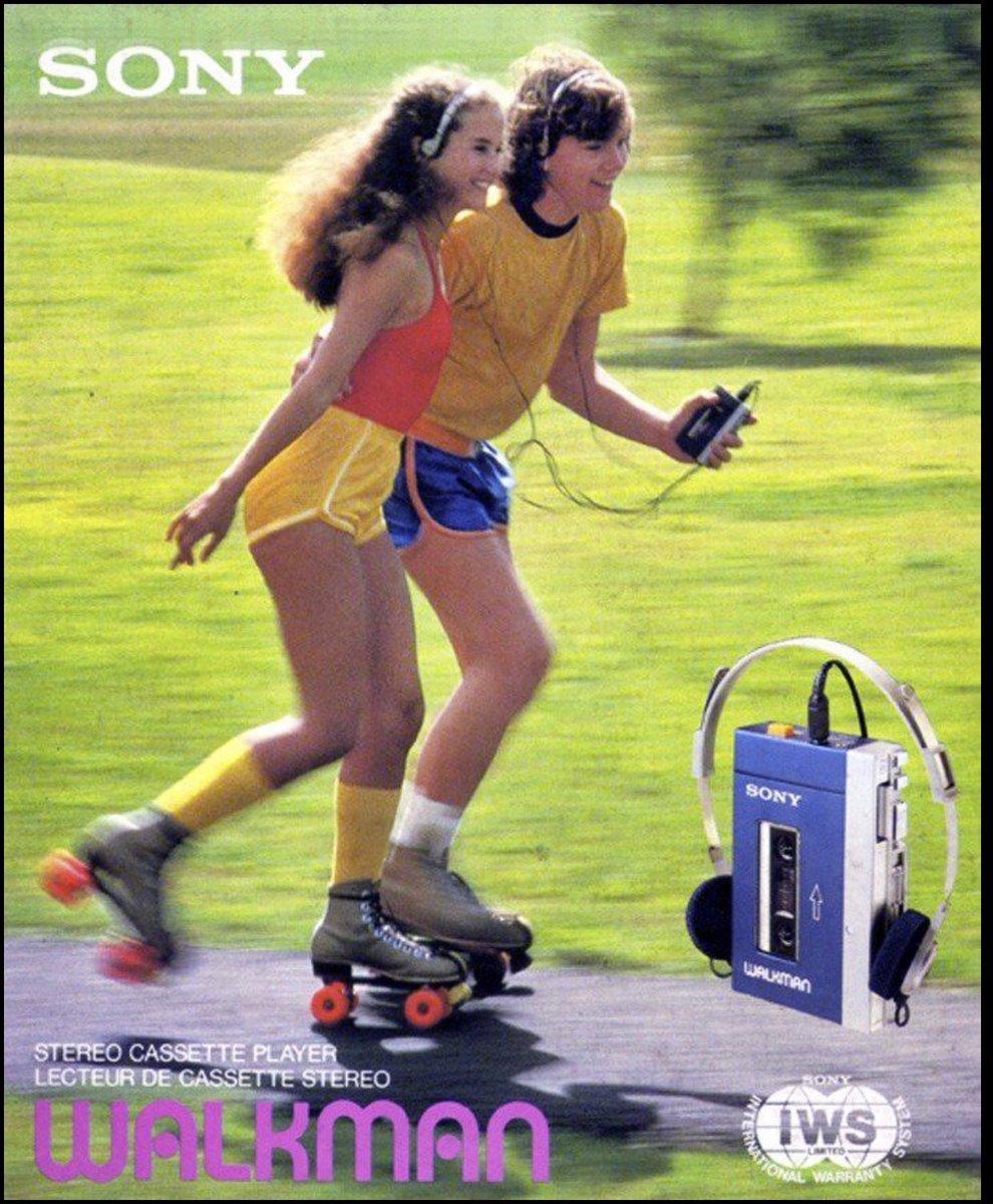 The Sony Walkman.  So Simple.  So Free.  @sonymusic @sony_music_canada @sony #Sony #Walkman #Music #Rock #Pop #Dance #HipHop #Rap #Freestyle #Country #HeavyMetal #Metal #Tunespic.twitter.com/6FFK39I9Nn