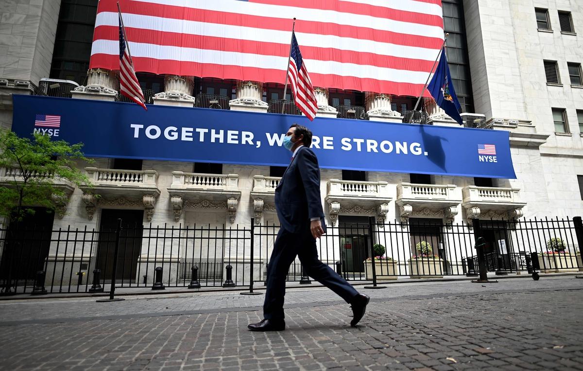 Wall Street termine en nette hausse, misant sur la reprise de l'économie https://t.co/1BZT2PKYHM https://t.co/yOhWK05mrw