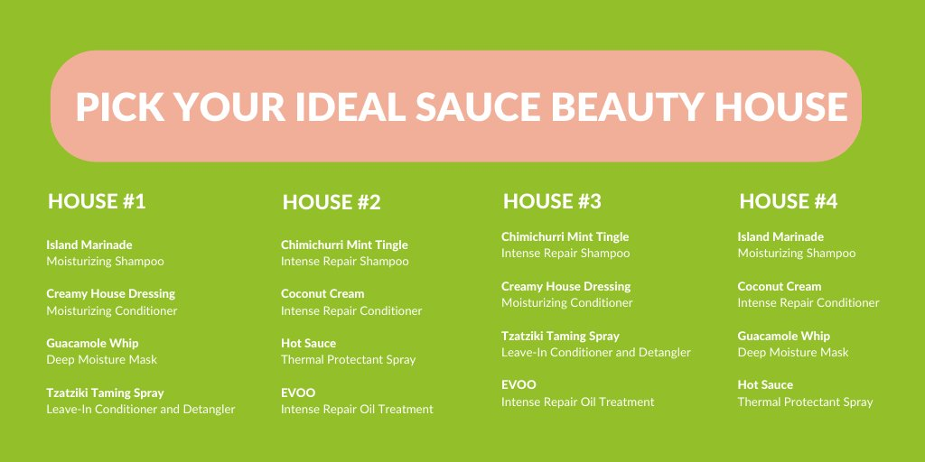 If you had to choose only one , which would it be? #SauceBeauty #PickAHouse http://www.saucebeauty.com pic.twitter.com/4vVHnI3b2v