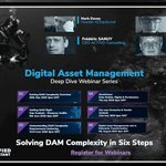 Image for the Tweet beginning: Replay Webinar - Digital Asset
