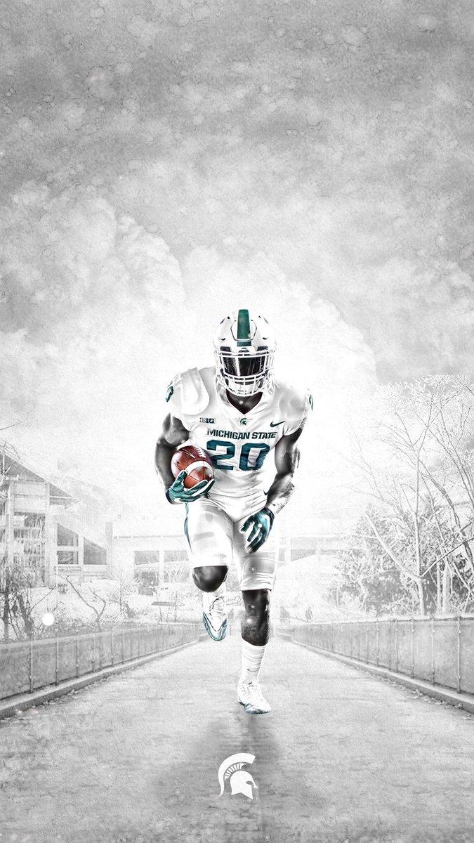 @MSU_Football's photo on #WallpaperWednesday