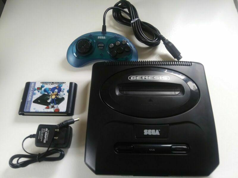 #Sega #Genesis model 2 console bundle #retrogaming #ebay🇺🇸 🔥🔗
