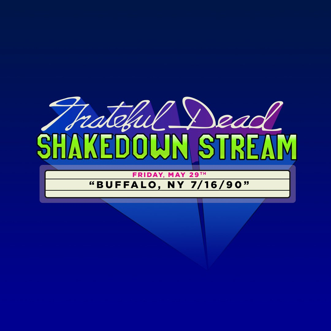 Official #GratefulDead historian/publicist Dennis McNally will be hanging with David & Gary on this week's SHAKEDOWN STREAM PRE-SHOW.  The party starts May 29 at 8pm ET/5pm PT on the Grateful Dead YouTube Channel. Submit your questions for the Pre-Show: