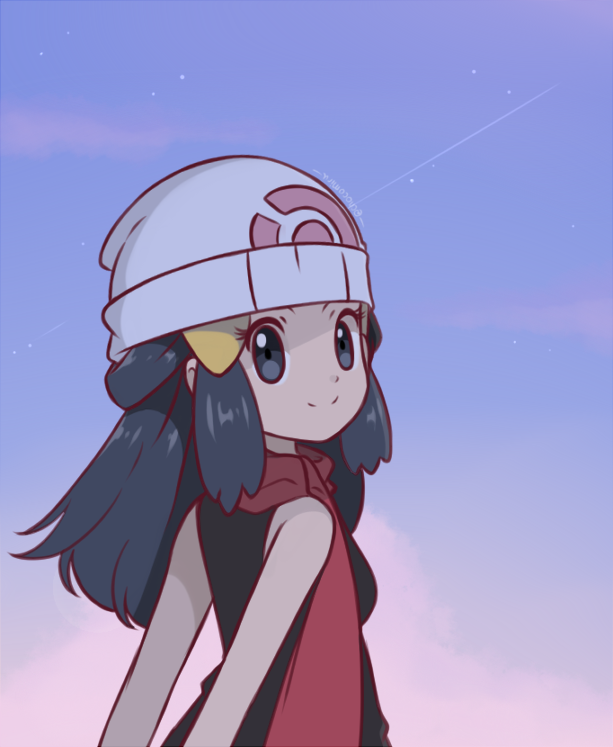 New art for Dawn from Pokemon! <br>http://pic.twitter.com/9MyZsGFh3v