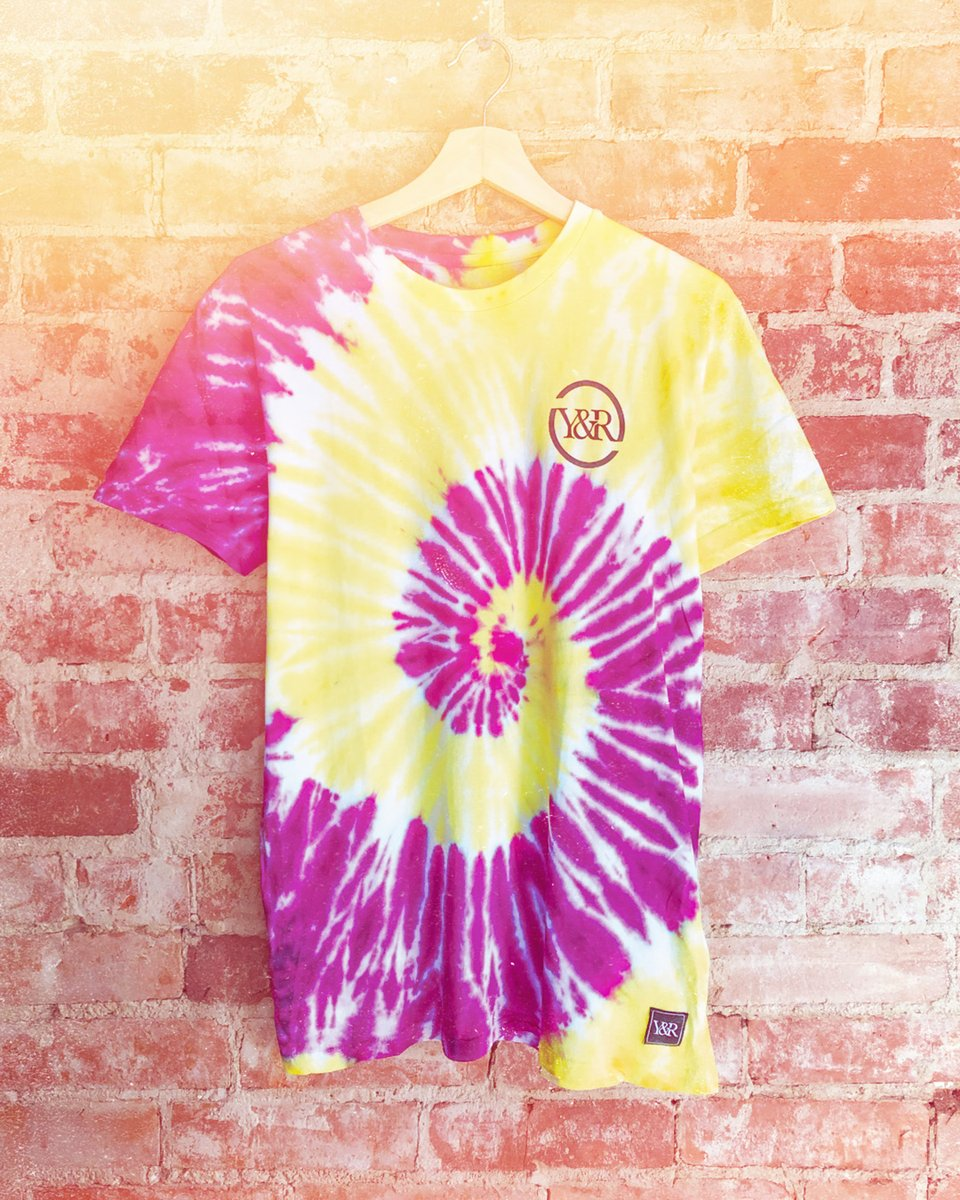 "tie-dye is here to stay 🌈 🔎 ""YOUNG & RECKLESS MENS MULTI-CITYTIE-DYE T-SHIRT""⁣ 50% OFF NOW $12.50 #west49 #w49 ⁣ https://t.co/02mAyDgPEw"
