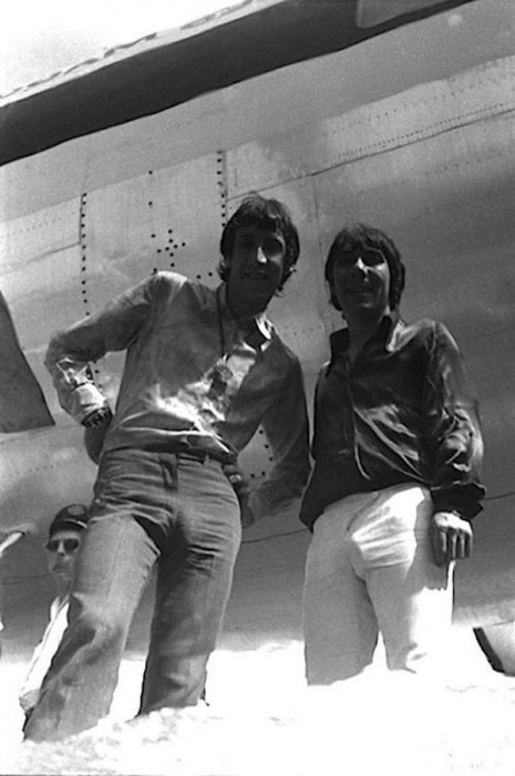 4: Pete Townshend and Keith Moon Eric Clapton David Lee Roth Iggy Pop <br>http://pic.twitter.com/eDNUgLLurG