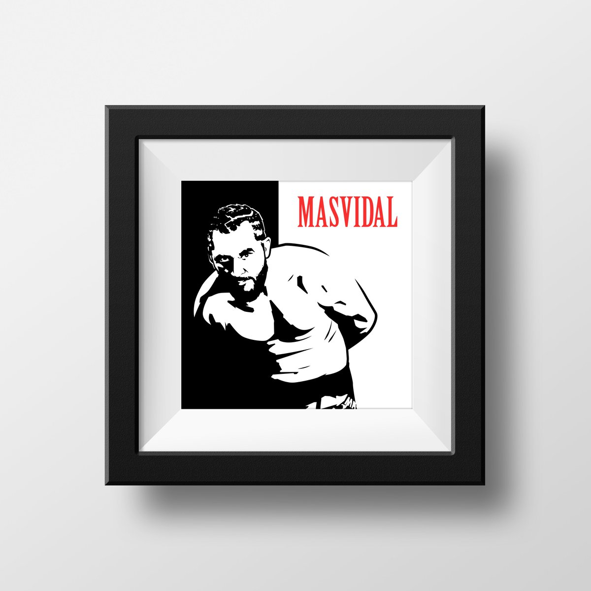 🚨MMA FANS🚨 I bought a new printer and added some new pieces to my shop. Check it out here - etsy.com/shop/sportrait… Ill be adding more prints all the time so keep an eye out! RTs Appreciated