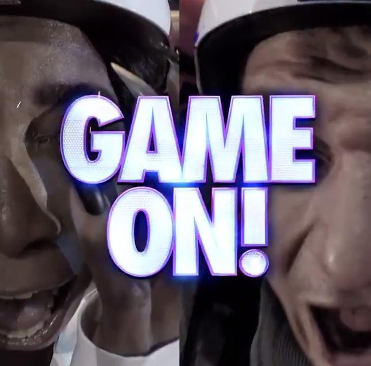 Its @venuseswilliams vs @robgronkowski on @gameon tonight at 8pm on CBS!