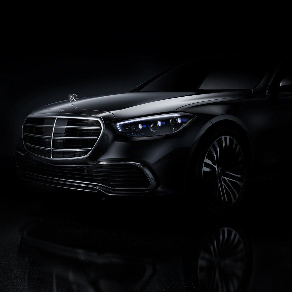 the new #SClass  #MercedesBenz https://t.co/335HqrLlRM