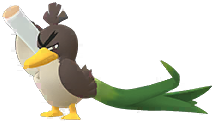 if you don't like this tweet before scrolling past he's gonna whack you with his leek #PokemonGO pic.twitter.com/gAwTFayPeA