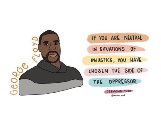 A THREAD ABOUT WHERE YOU CAN DONATE/SIGN PETITIONS!!!  USE YOUR PLATFORM TO SPEAK UP ABOUT THIS #BlackLivesMatter #JusticeForGeorgeFloyd https://t.co/4YArrkwGm4