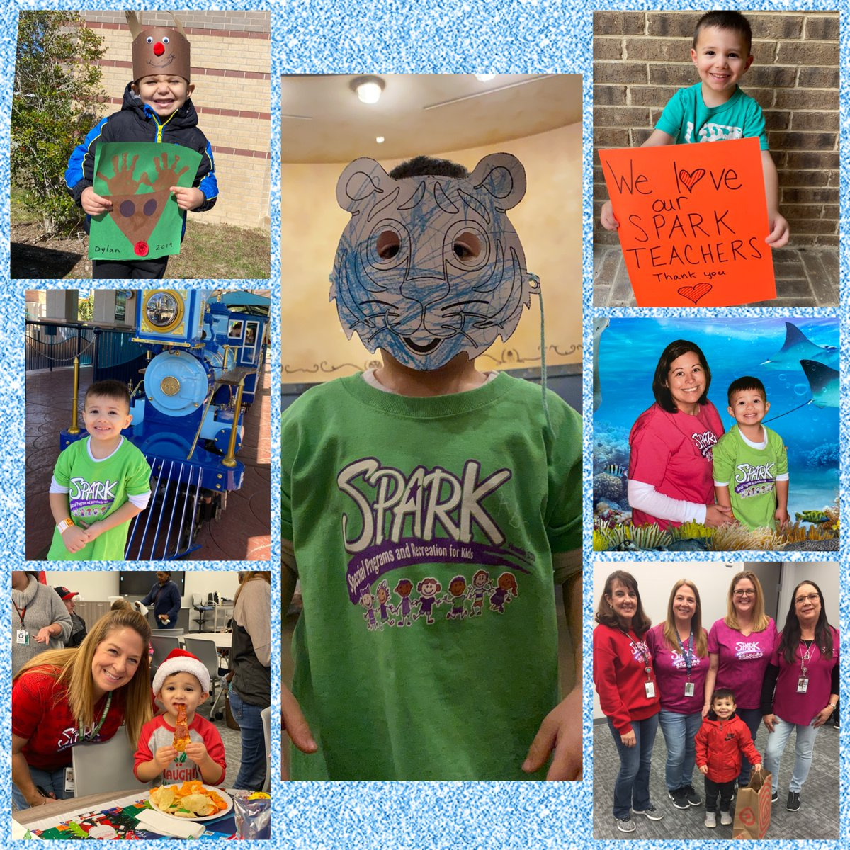 I'm so thankful for the learning opportunities we had with Spark this year, even though it was cut short. Hopeful to return soon. We love Spark!  @humbleISD_SPARK @humbleISD_PREK #BeTheLight <br>http://pic.twitter.com/qibGBiurFu