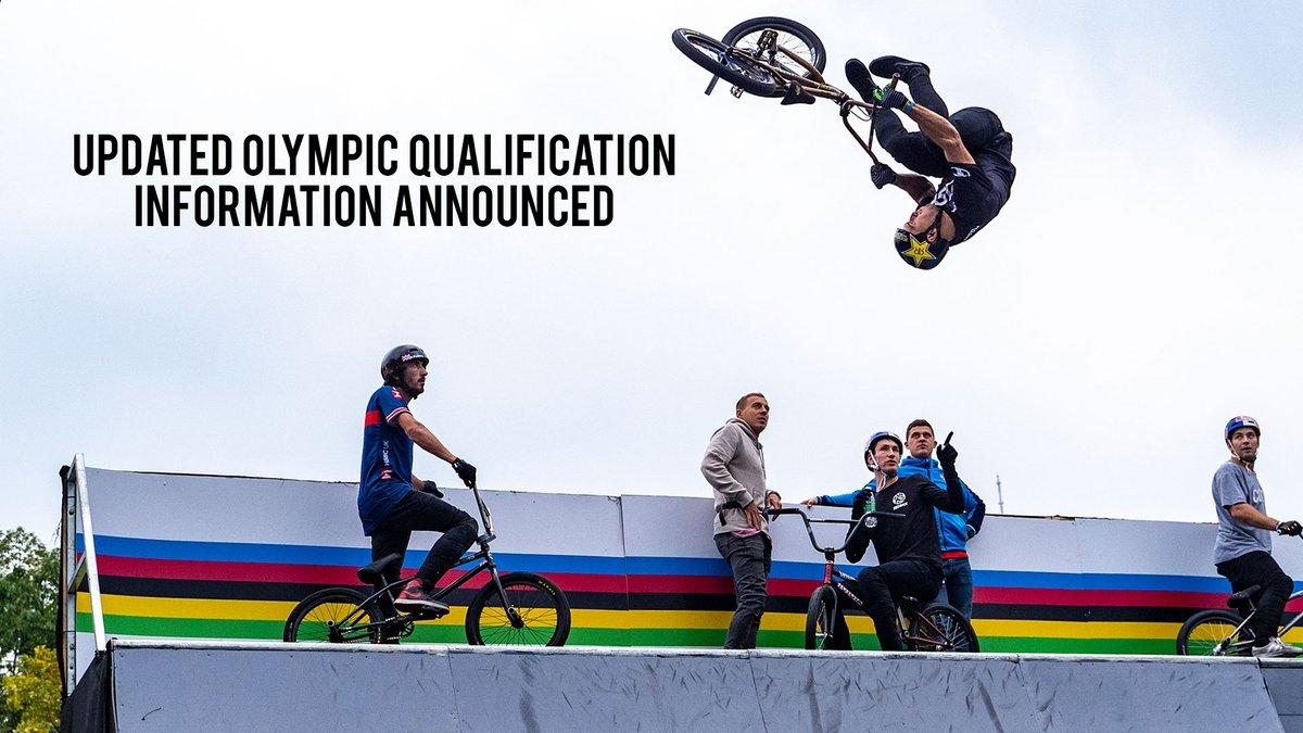 UPDATED OLYMPIC QUALIFICATION INFO ANNOUNCED!  Full story - https://t.co/hla1cylmam https://t.co/v48tS6uwSc