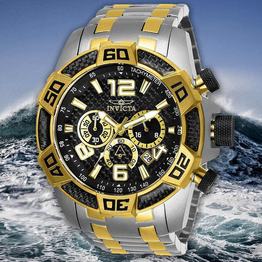 Don't wait! This deal won't last long – order today and you'll save 61% and receive FREE shipping.⁣ https://bddy.me/2Xu2F8M #TodaysTopDog #InvictaWatch #Invicta #WatchesOfInstagram pic.twitter.com/L5P03Nq9tI