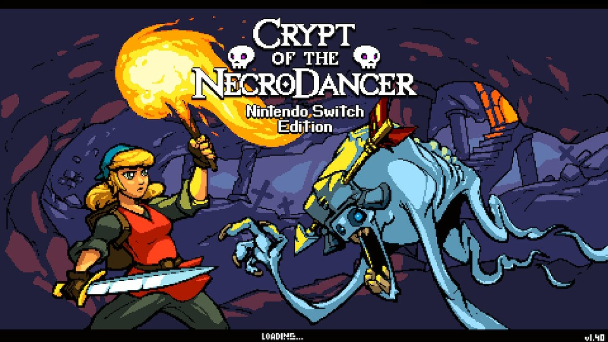 I've always been curious to see how this plays, any good?  #NintendoSwitch #Cryptofthenecrodancer #SwitchCorps <br>http://pic.twitter.com/sU6pjhw67Y