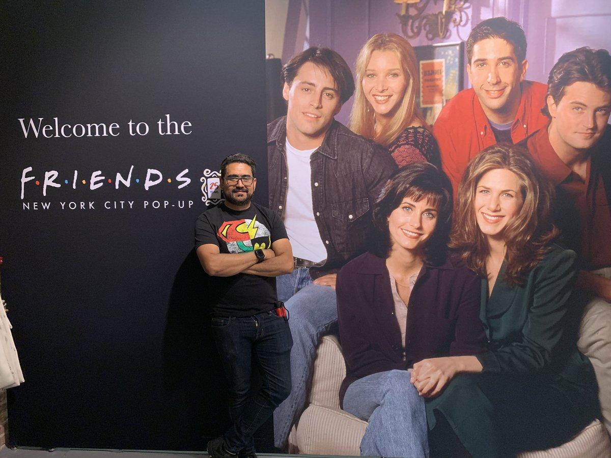 Thanks @hbomax for bringing back the gang! #Friends #FriendsTvShow