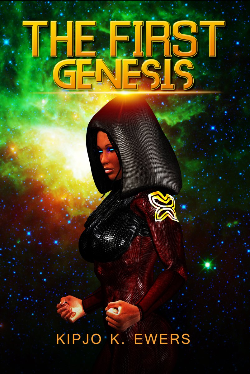 Even with all her power ...she cannot stop what comes next. From the mind of author #KipjoEwers is #Genesis the next chapter of #TheFirst series that promises to change the #EVOUniverse forever. Available at  #novel #audiobook #superhero #scifi #mustread