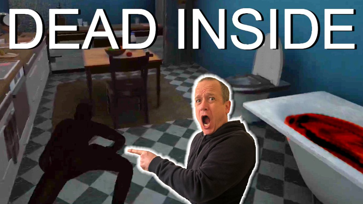 DEAD INSIDE - Indie Horror Game - Popular, But Can You Tell Me Why?  Watch @   #smallyoutubers #smallstreamers @Small_YT_Help @TubeGrowth @LaZy_RTs @TheYTForum #deadinside #deadinsidegame #indiegame #horrorgame #indiegames #horrorgames