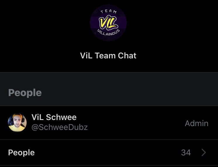 Replying to @Villainous_Team: Who wants to join this chat one day? 👀