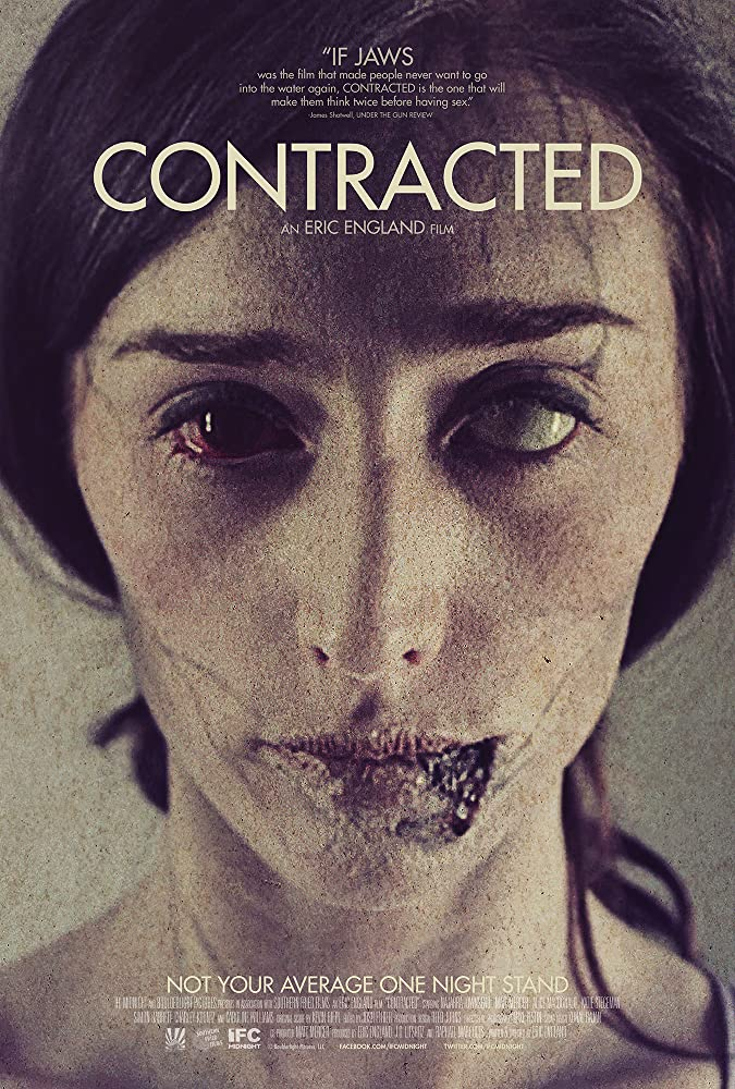 Just started watching Contracted (2013), new one to me. #NowWatching <br>http://pic.twitter.com/bqMk82l7yp