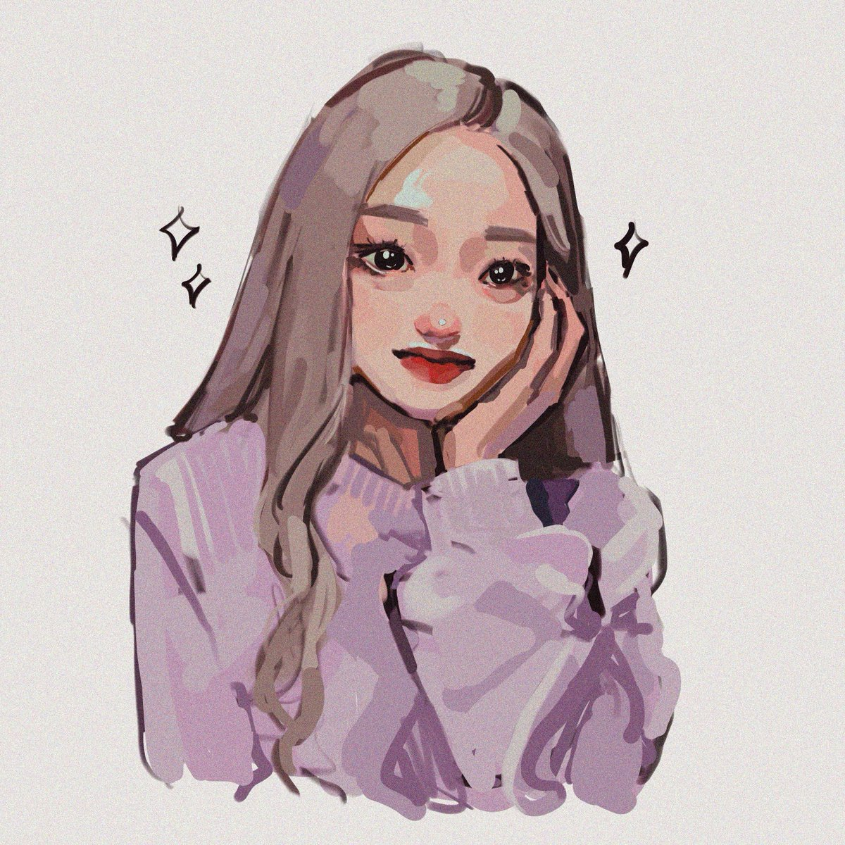 In the honour of X AE A-12's godmother, Gowon of loona  #loonafanart<br>http://pic.twitter.com/60oX1Xl94R