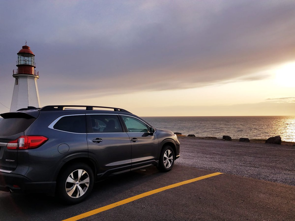 This view >>>. Share your favorite #SubaruAndSunsets shots from past AscentAdventures. (📸: Phyllis Kimble) https://t.co/UxPxbmgB2q