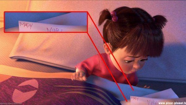 Aquí es donde se cae la hipótesis porque el nombre de Boo es Mary. Fin. twitter.com/blairftcamz/st…