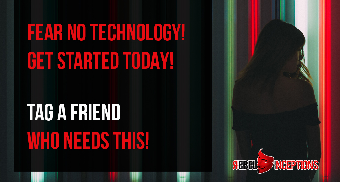 New technology can be hugely beneficial! Technology is fun if you just dive in and start playing around with it. Tag that friend who needs to overcome their fear of technology!   #tech #gadgets #computers #instatechnology#rebelinceptions pic.twitter.com/iQhWnqE7Zq